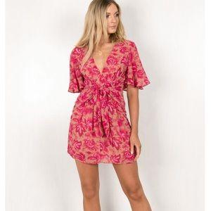 Dresses & Skirts - Sundae Muse floral dress